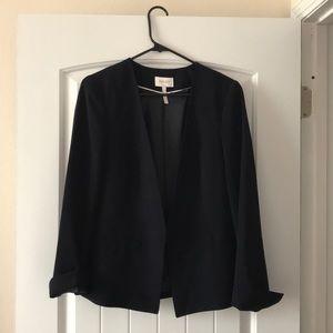 laundry by Shelli Segal Navy Blue blazer - Sz: 8